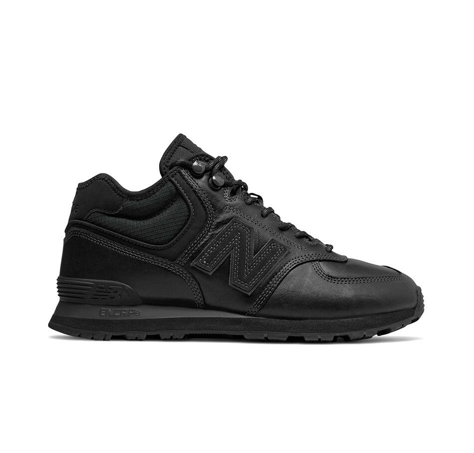 NEW BALANCE MH 574 OAC SNEAKERBOOT black MH574OAC 675781-60-8 NEU
