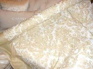 EXPENSIVE-RARE-FORTUNY-GROVE-BROS-60-034-1YD-28-AVAILABLE-CREAMY-WHITE-DAMASK