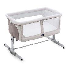 Chicco Next 2 Me Dream Legend 2017 Swing Function Side Sleeping Crib Baby Crib