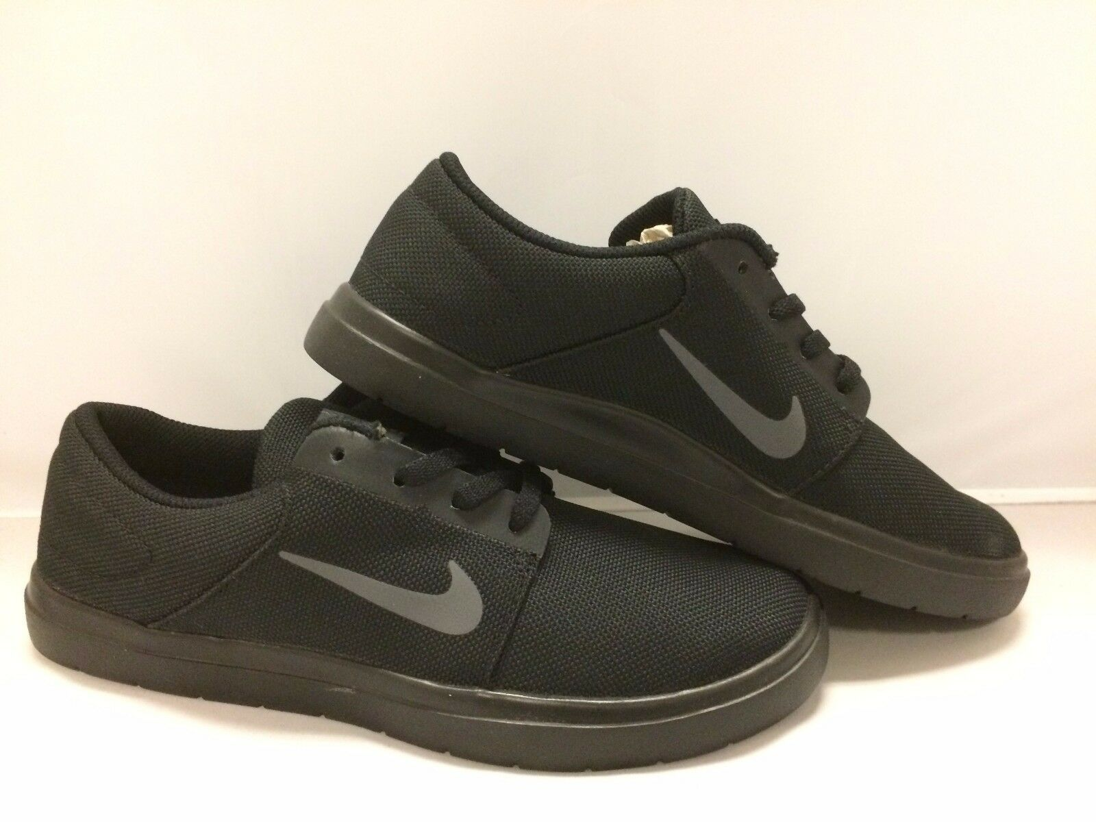 Nike Men's shoes  Nike SB Portmore Ultralight CN''--Black Dark Grey White