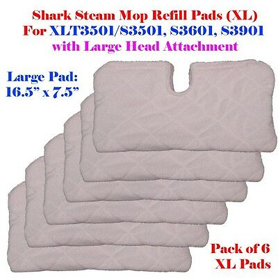 6 Xl Large Steam Mop Replacement Pocket