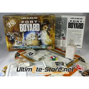 Jeu de société - Les clés de Fort Boyard - VF - 1990 - Complet   eBay