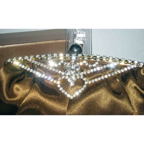 Pochette Italian Fashion Per Color Prestige Elegant Borsetta Bronze Donna M Gp 80BzWFg8q