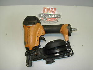 Bostitch-RN46-Coil-Roofing-Nailer-for-Shingles-USED