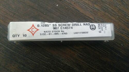 HSSCo Stub Drills
