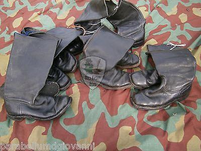 WW2 German boots police Stivali da marcia tedeschi fanteria Heer stiefel