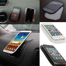 TAPIS PAD SUPPORT ANTI DERAPANT GLISSE VOITURE TELEPHONE GPS AUTO ADHESIF MULTI
