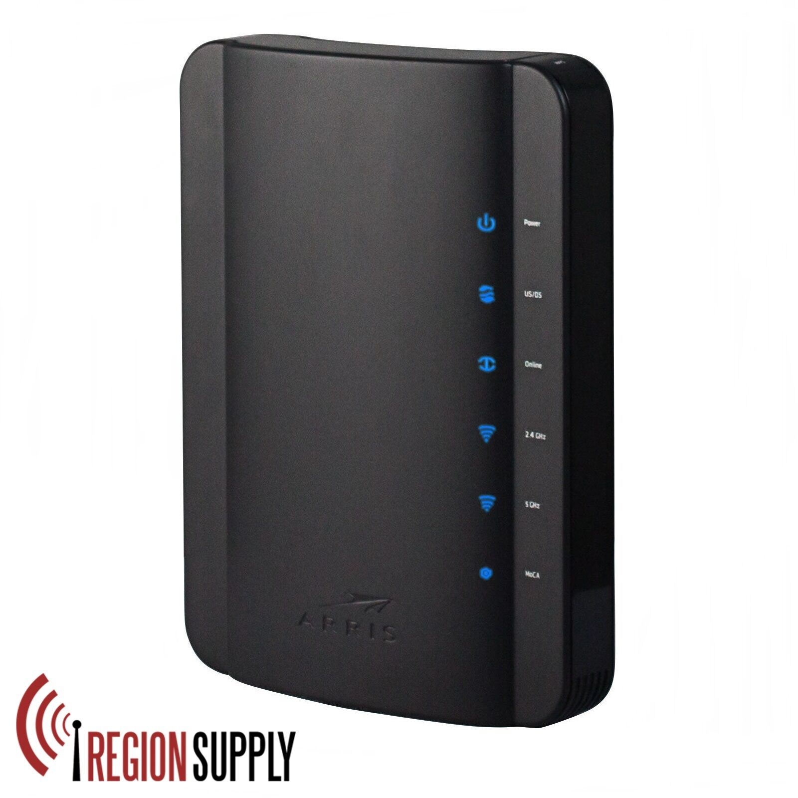 ARRIS Dg1670a Touchstone DOCSIS 3.0 Wireless 16x4 Cable Modem Router ...