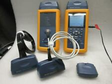 Fluke Dsp 4000 Cable Analyzer Amp Smart Remote With Adapters