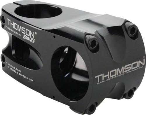 Thomson Elite X4 Mountain Stem 50mm 90 31.8 1-1//8 Black