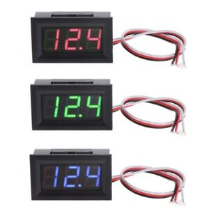 Voltmeter-Tester-Digital-Voltage-Test-Battery-DC-0-40V-Auto-Car-3-Colors-Mini