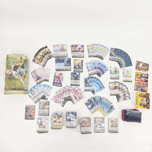 Cardfight Vanguard Bushiroad Mixed Lot 400+ Cards Kagero Gear Chronicles