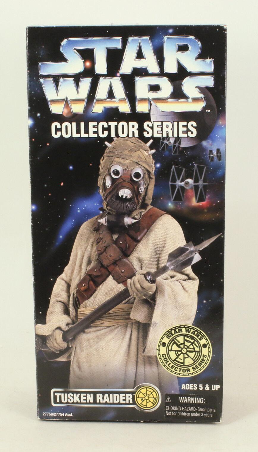 Star Wars Collector Series 12 inch Tusken Raider  1996 Kenner MIB