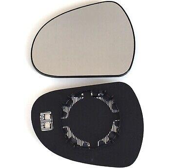 de 95-06 que se pueda calentar espejo exterior WGR 1x izquierda cristal espejo para Ford Galaxy