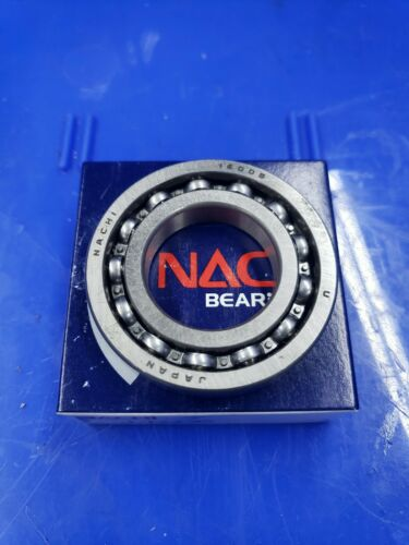 16005 Nachi Bearing Open Japan 25x47x8 14570