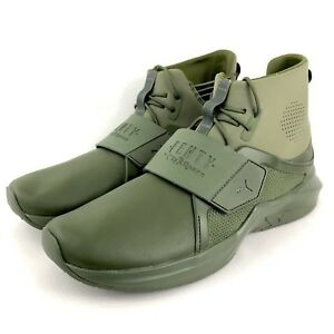 separation shoes b25b8 5c37d Details about Puma Fenty by Rihanna The Trainer Hi Men's Size 12 Shoes High  Top Sneakers Green