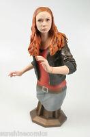 Doctor Who Amy Pond Bust Masterpiece Collection Karen Gillan Titan Sealed