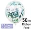 """miniature 12 - 15 pcs confettis ballons latex 12"""" décorations à L'hélium Fête D'anniversaire Mariage"""