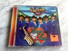Los Norteños de Hojinaga Amor con Sax CD SEALED! 2004 NUEVO LA FURIA FRONTERIZA