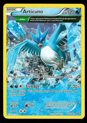 Articuno 17//108 Roaring Skies Rare Mint Pokemon Card