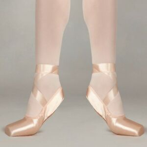 bffee2f42c1a Pink satin Freed demi pointe soft block pointe shoes - assorted ...