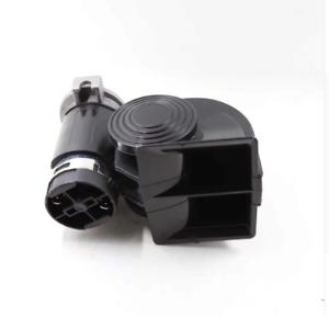 12V-24V-125dB-Car-Motorcycle-Air-Horn-Compact-Size-Black