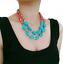 Women-Fashion-Bohemia-Pendant-Choker-Chunky-Chain-Bib-Necklace-Statement-Jewelry thumbnail 113