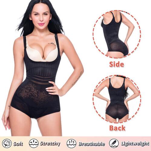 Damen Shapeware Formbody Body Shaper Bauchweg Unterwäsche Mieder Korsagen