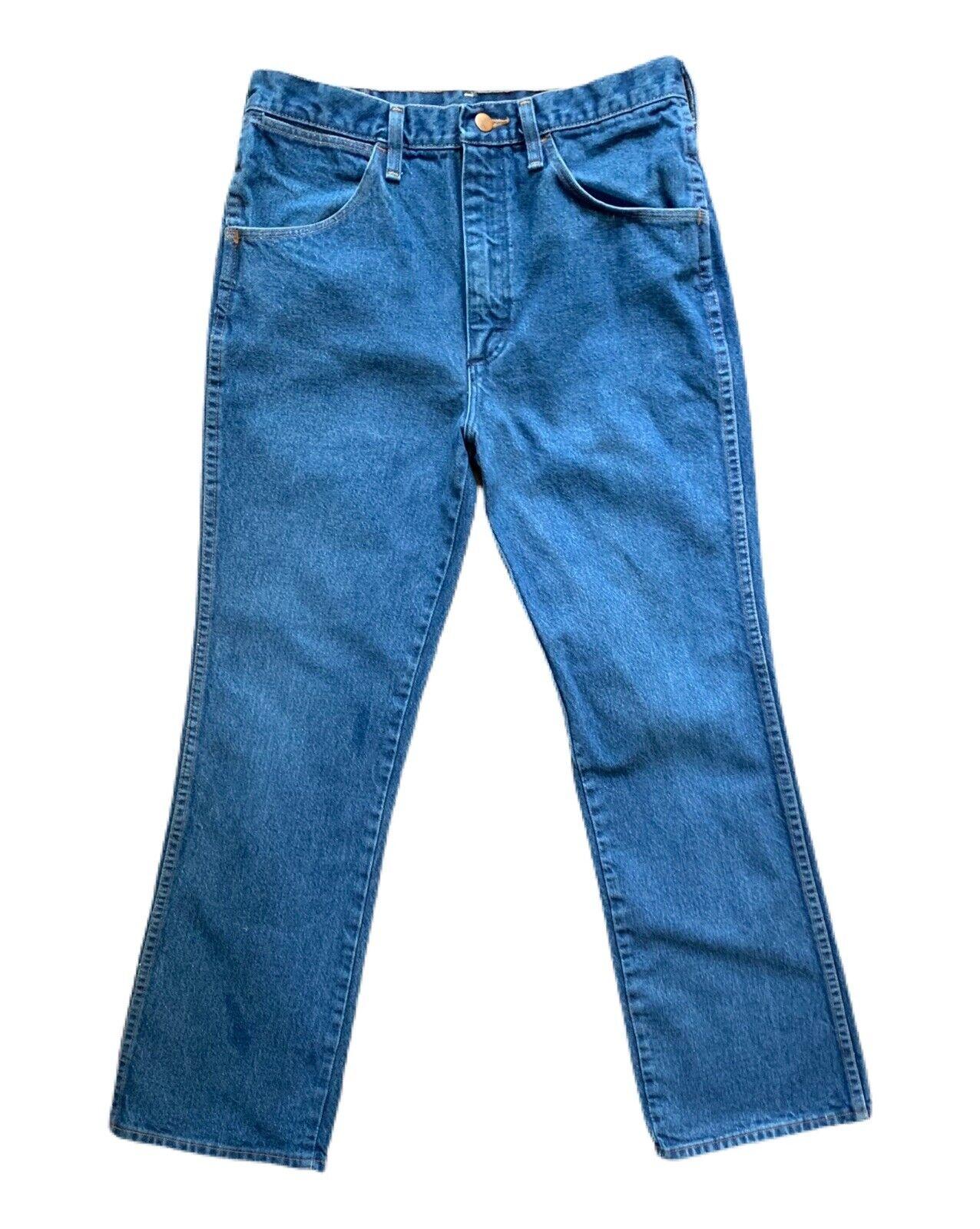 Wrangler Jeans Vintage Wrangler Jeans Wrangler Hi… - image 2