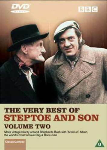 1 of 1 - Steptoe and Son: The Very Best of Steptoe and Son - Volume 2 DVD (2002) Wilfrid
