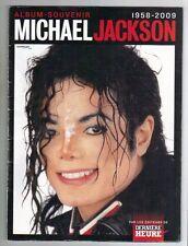 Derniere Heure Michael Jackson souvenir magazine