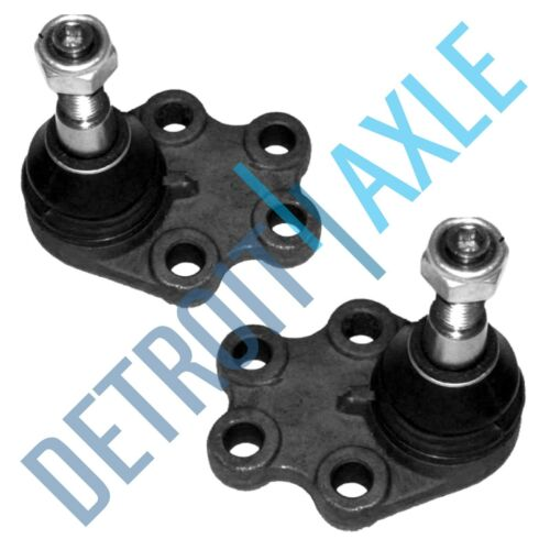 RWD Pair Front Suspension Lower Ball Joints for Silverado 1500 2WD ONLY