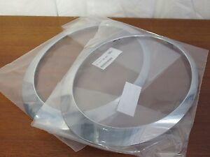 OEM-Mini-Cooper-Headlight-Trim-Ring-Chrome-Left-amp-Right-51137149906-51137149905