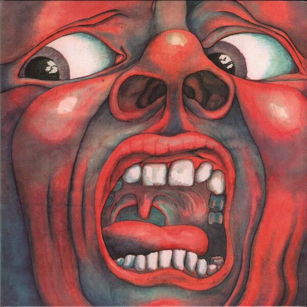 King Crimson - In The Court Of The Crimson King -200gram Vinyl LP *NEW & SEALED*