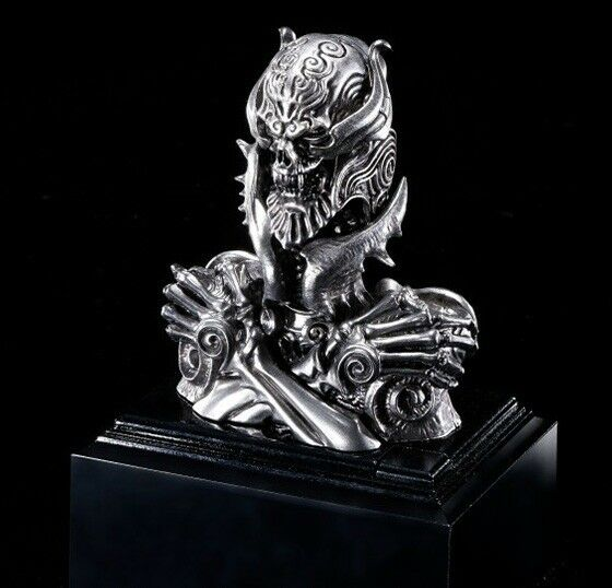 Tamashii Laboratorio Dorado Caballero Garo Madourin Zaruba Estatua Figura Japón