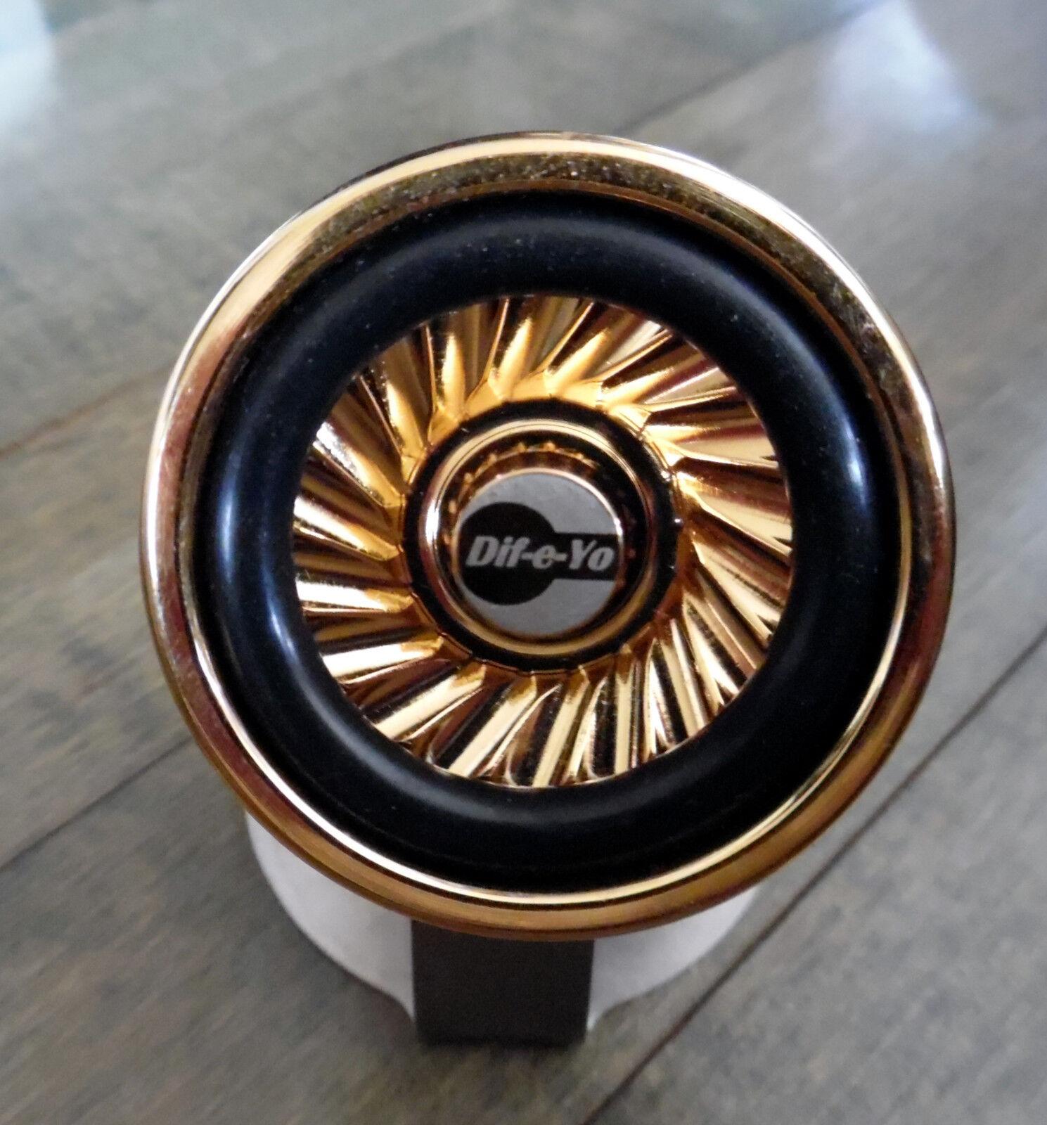 Dif-e-yo verGoldeter zzzip fliegen  begrenzten  modell yoyo jo - jo
