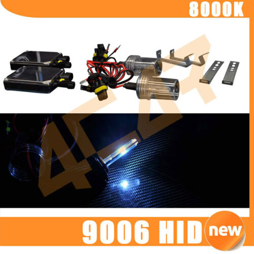 Fits 9006 Headlights Low Beam 8000K Blue JDM Xenon Ballast HID Conversion Kit