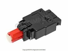 BMW E32 E34 E36  Z3 Brake Light Switch w/ Red Locking Sleeve 4 Pin Connector OEM