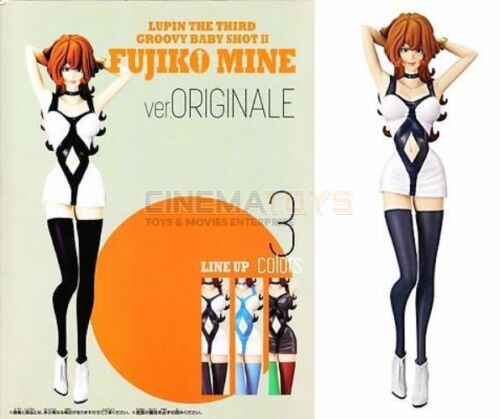 ORIGINALE Lupin III the Third Groovy Baby Shot II Fujiko Mine Margot ver