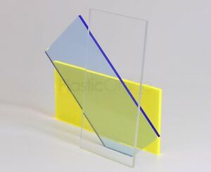 Clear-Acrylic-Perspex-Sheet-Plastic-Panel-A5-Size