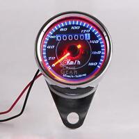 Led Speedometer Gauge 12v For Suzuki Intruder Volusia Vs 700 750 800 1400