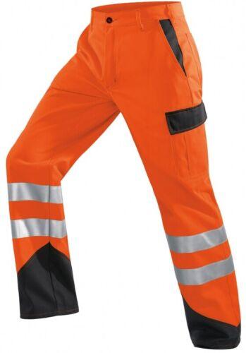 KÜBLER Warntech WarnschutzBundhose Arbeitshose Berufshose Workerhose warnorange