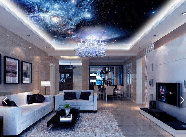 3D Kunst Starlight 86 Fototapeten Wandbild Fototapete BildTapete Familie DE Kyra