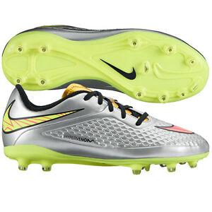 premium selection 451d4 80785 Image is loading Nike-HyperVenom-FG-Phelon-2015-Soccer-SHOES-Neymar-