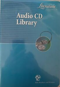 Elements-of-Literature-Introductory-Course-Audio-CD-Library-6th-Grade-6-Holt