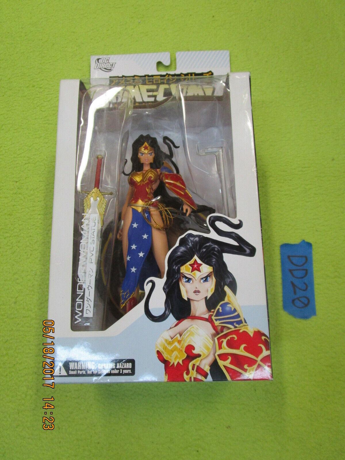 DD20 DC Direct Lot AME COMI WONDER WOMAN V.1 Heroine Anime Girl Style PVC Figure