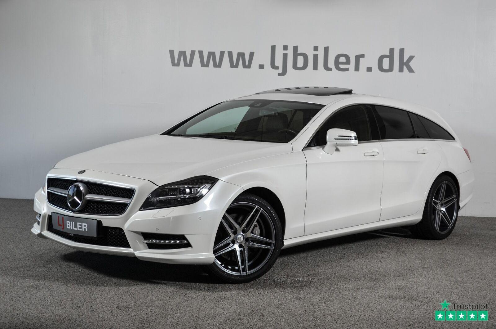Mercedes CLS350 3,0 CDi SB aut. 4-M BE 5d - 2.705 kr.