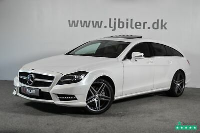 Annonce: Mercedes CLS350 3,0 CDi SB aut.... - Pris 0 kr.