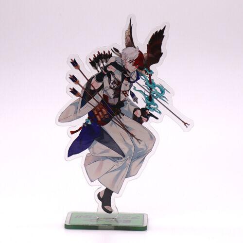 My Hero Academia Todoroki Shouto Standing Figures Plates Halloween Acrylic Cards