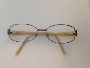 371a6a5ec745 Salvatore Ferragamo 1701 656 52/17 135 Italy Designer Eyeglass ...